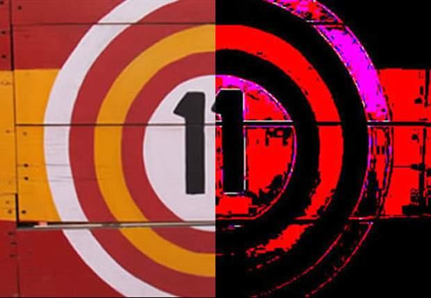 Especial Liga: Todos los 11 ideal y Contra 11 2011-2012