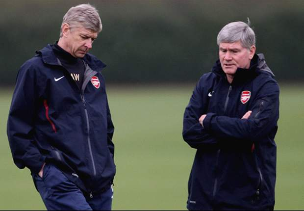 Arsenal players want Arsene Wenger to hire new defensive coach after Blackburn defeat - report