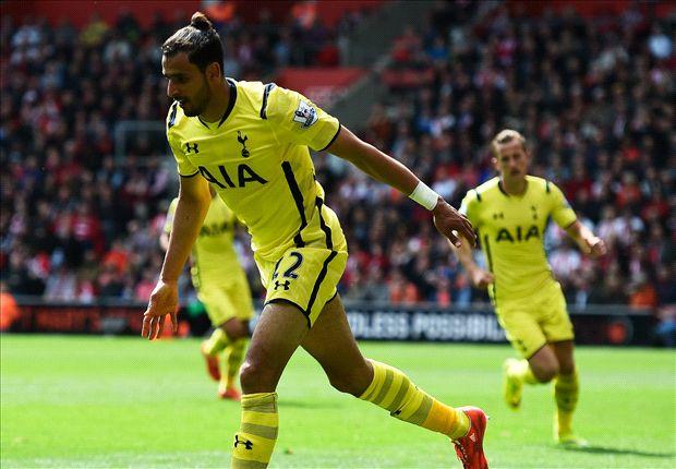 Southampton 2-2 Tottenham: Chadli earns Pochetino a point on St Mary's return