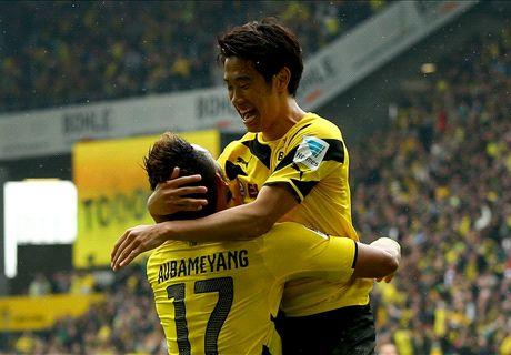 Dortmund reignite European hopes