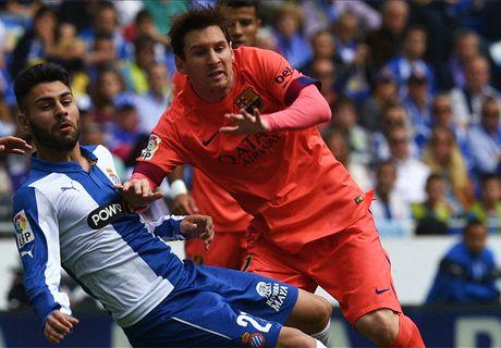 LIVE: Espanyol 0-2 Barcelona