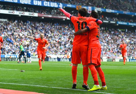 Derby Win For Barca