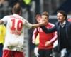 HSV: Rüffel für Marcelo Diaz