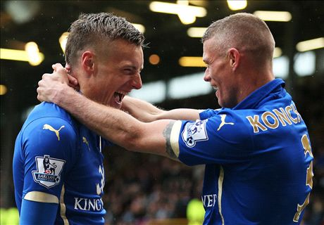 LIVE: Burnley 0-1 Leicester City