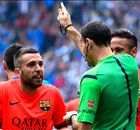 'Why always me?' - Alba slams red card call