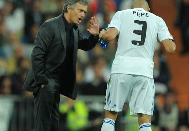 One final flourish: Mourinho must swallow his pride and pick Pepe