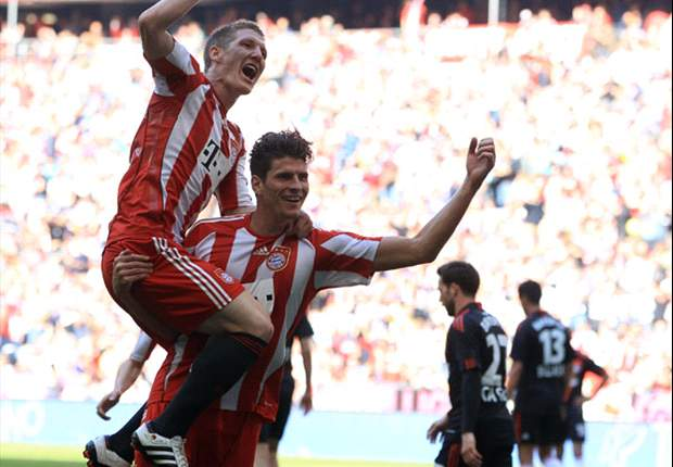 Bayern Munich 5-1 Bayer Leverkusen: Five-star champions all but end Leverkusen's title hopes