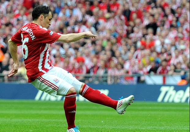 'Bring it on' - Stoke City winger Matthew Etherington happy with underdogs tag ahead of Manchester City FA Cup final