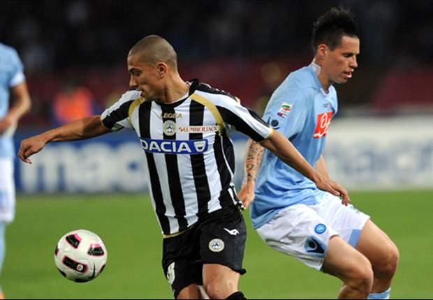 Udinese helpt Milan stap dichterbij Scudetto