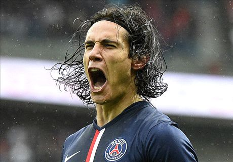 PSG warn Man Utd off Cavani