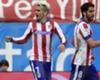 Atletico Madrid 3-0 Elche: Griezmann nets brace as champions respond to European exit