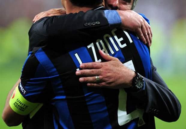 Javier Zanetti: Jose Mourinho Selalu Jadi Bagian Dari FC Internazionale
