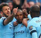 Fernandinho rescues Man City in thriller