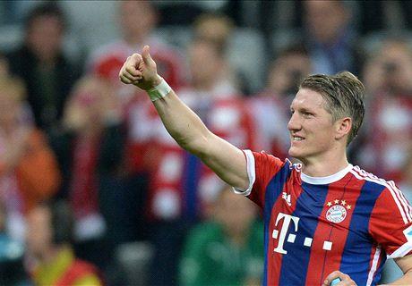 Bayern crowned Bundesliga champions