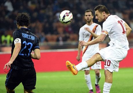 Garcia hoping to salvage Roma's season