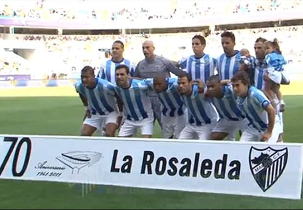 Previa Liga BBVA: Málaga-Hércules, una auténtica final por la permanencia
