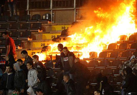 'Belgrade clash wrong to go ahead'