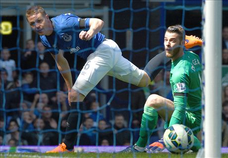 LIVE: Everton 3-0 Manchester United