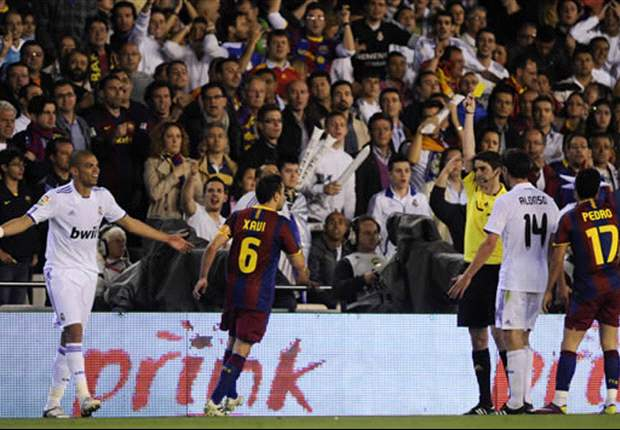 'Clasico is the hardest game in football to referee' - former official Raul Garcia de Loza