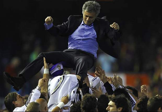 Having conquered England, Italy & now Spain, Mourinho must be considered as the greatest coach of all time