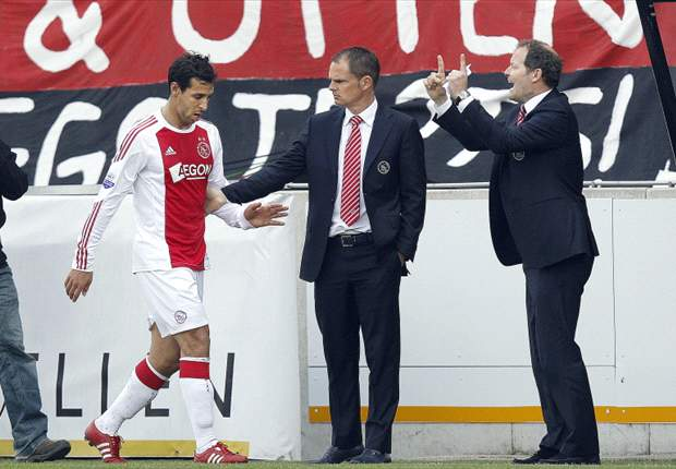 If you thought Carlos Tevez was bad, you haven't heard the story of Ajax transfer rebel Mounir El Hamdaoui