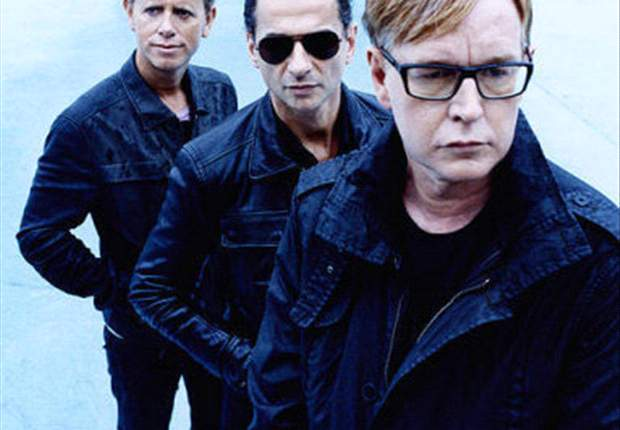 Depeche Mode keyboard player Andy Fletcher delighted with 'Just Can't Get Enough' chants at Celtic and Liverpool
