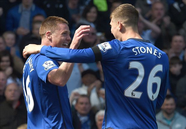 Everton 3-0 Manchester United: Toffees exploit the counter to embarrass Van Gaal