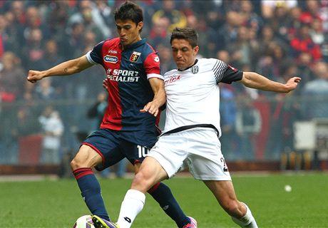 Guaio Genoa, stagione finita per Perotti