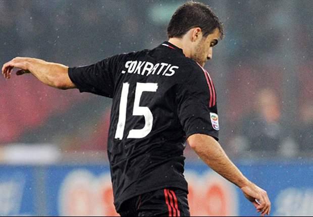 Werder Bremen interested in signing AC Milan's Sokratis Papastathopoulos on loan