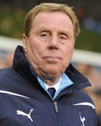 Harry Redknapp Player Profile
