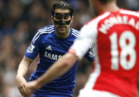 LIVE: Arsenal 0-0 Chelsea