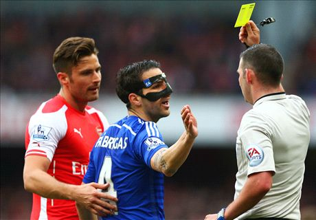 Gallery: Arsenal v Chelsea as it happens
