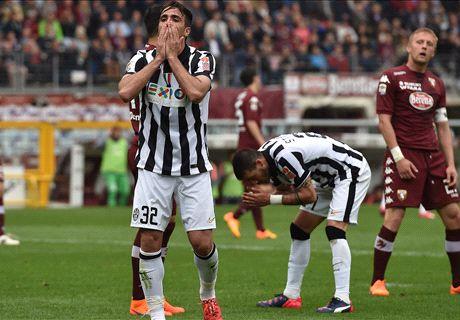 Torino Keeps Juventus Waiting