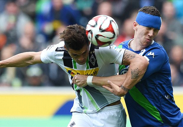 Borussia Monchengladbach 1-0 Wolfsburg: Kruse kills off visitors' Bundesliga title hopes