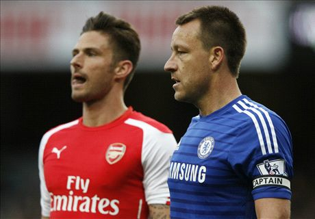 Giroud: Arsenal will not copy Chelsea