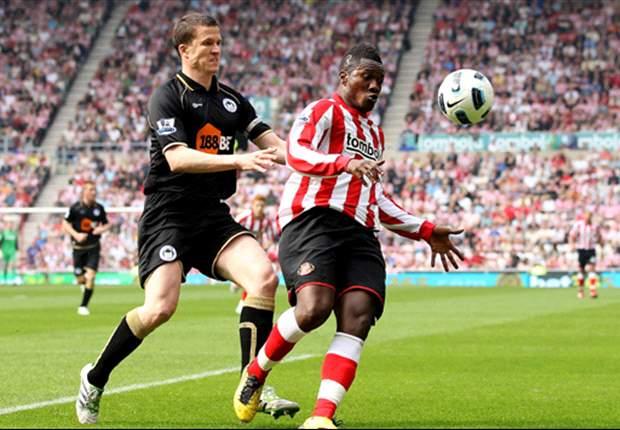 Sunderland 4-2 Wigan: Henderson inspires fightback to halt free-falling Black Cats after Mohamed Diame thunderbolt