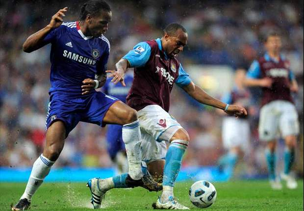Chelsea 3-0 West Ham: Fernando Torres ends goal drought as Ancelotti's men respond well to Manchester United victory