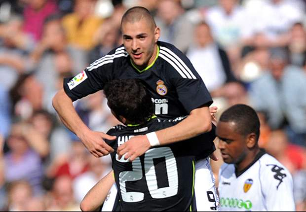 Valencia 3–6 Real Madrid: Higuain Bags A Hat-Trick In The 9 Goal Thriller