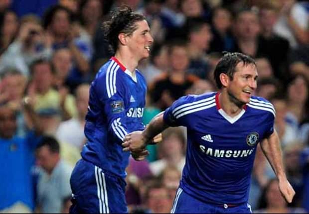 Chelsea-Tottenham Hotspur: Terus Menekan