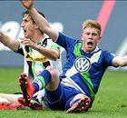 Wolfsburg loss hands title to Bayern