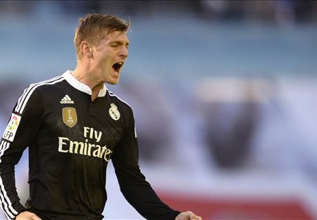 Kroos: We want to win everything