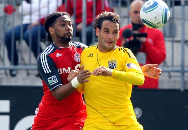 Toronto FC 1-1 Columbus Crew: All even at BMO Field