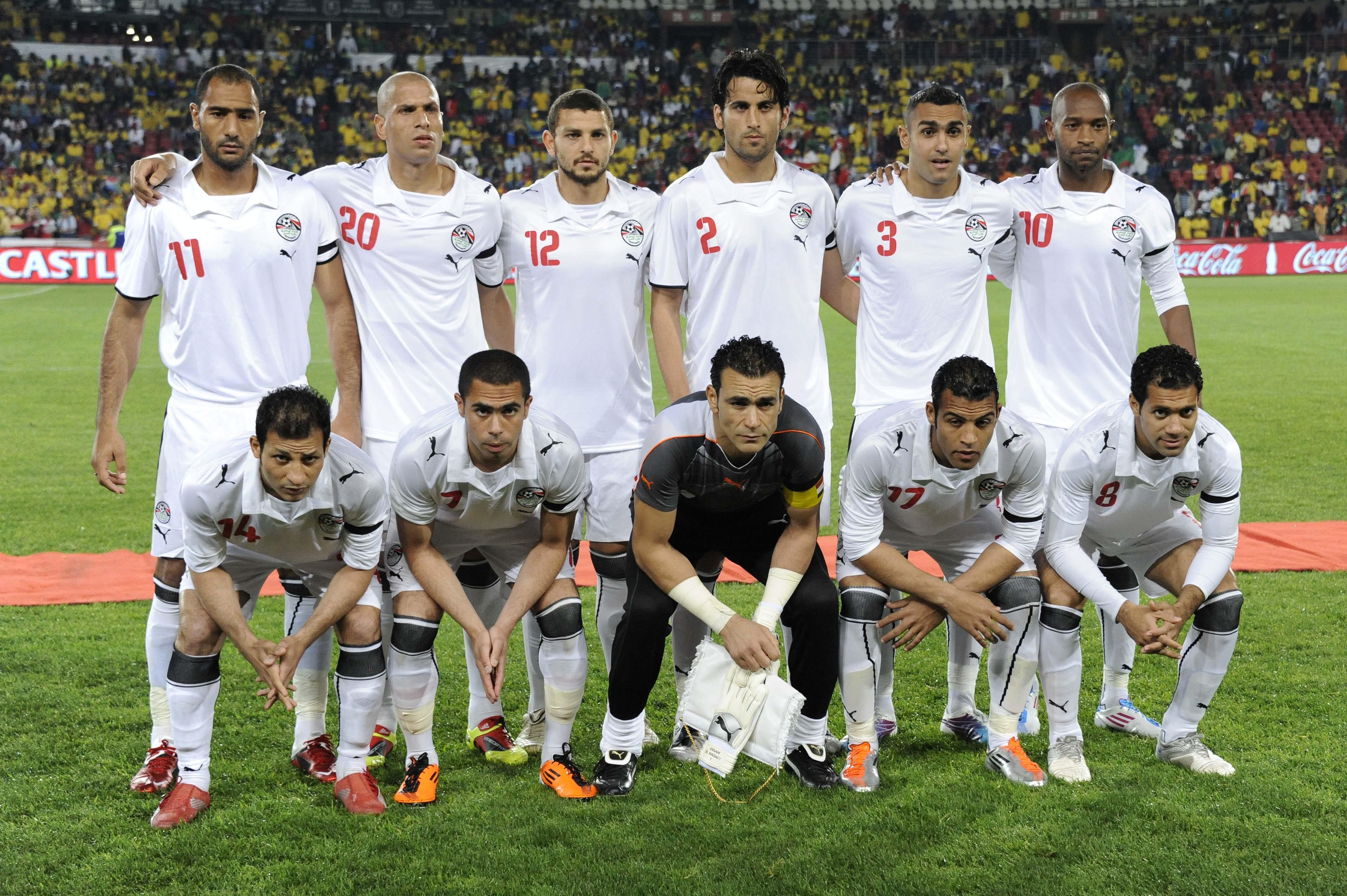 Egypt Team Misr منتخب مصر