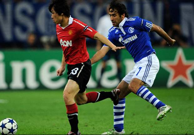 Schalke's Raul: Anything Can Happen In The Second-Leg Against Manchester United