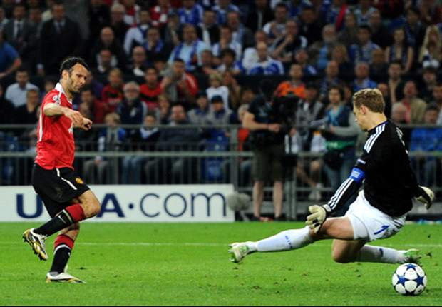 Ryan Giggs Admits Manchester United Should Have Had A Bigger Scoreline Advantage Over Schalke