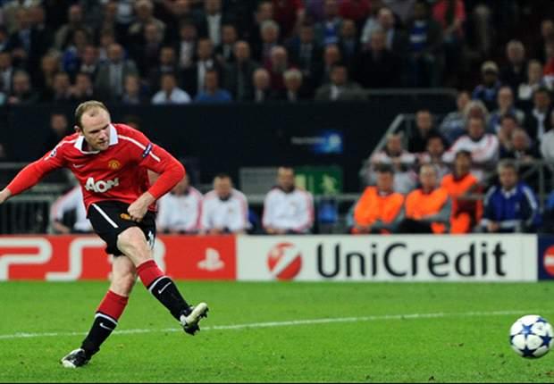 Arsenal midfielder Samir Nasri hails Manchester United's Wayne Rooney as 'the archetype of the modern striker'