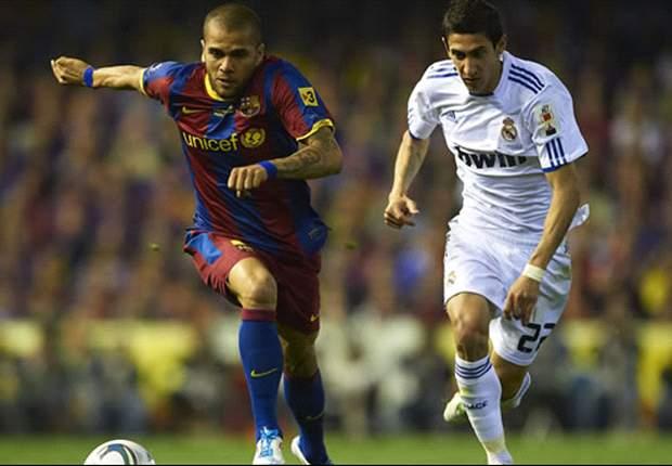 I'm not Pepe's friend & referees lack character at Santiago Bernabeu - Barcelona's Dani Alves