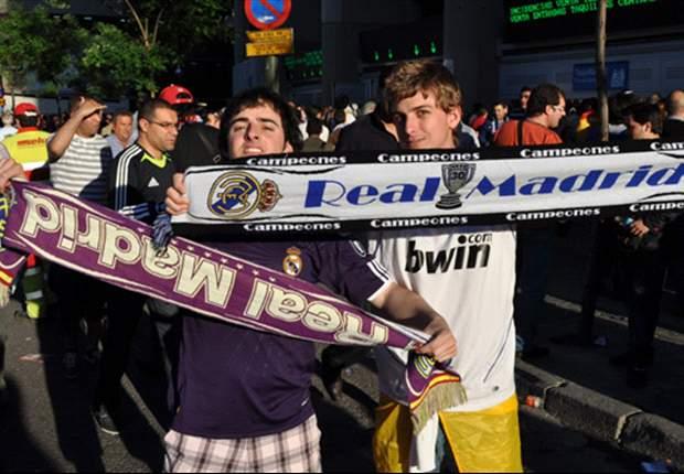 Especial Champions: Las mejores fotos del Barcelona-Real Madrid