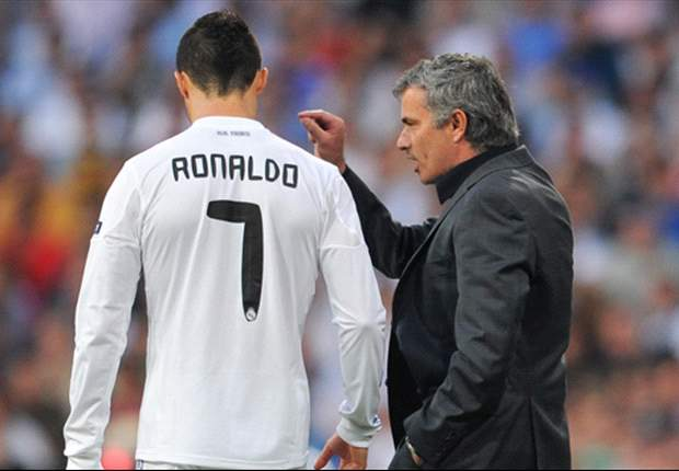 All spoilt - dropped Ronaldo is feeling the strain under Jose Mourinho