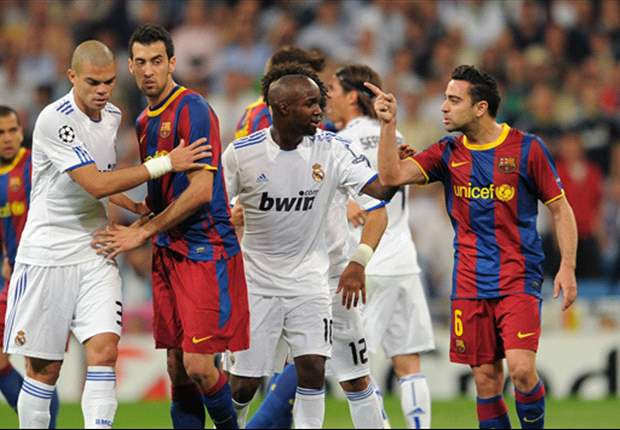 Barcelona's Xavi Adamant That Pepe's Dismissal For Real Madrid Was A Correct Decision